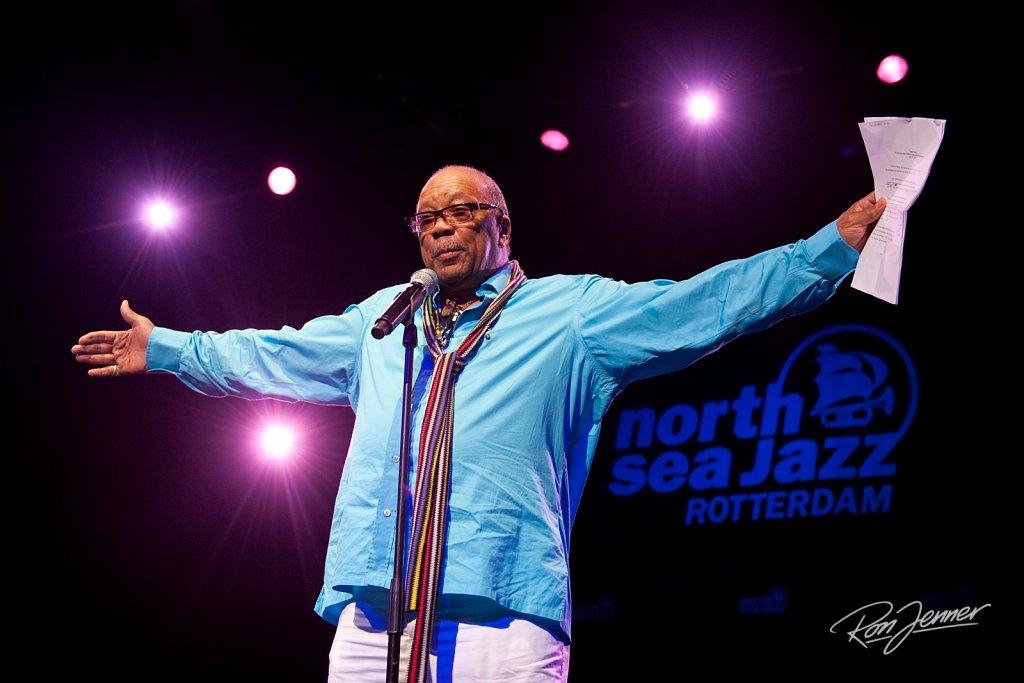 Quincy Jones at North Sea Jazz