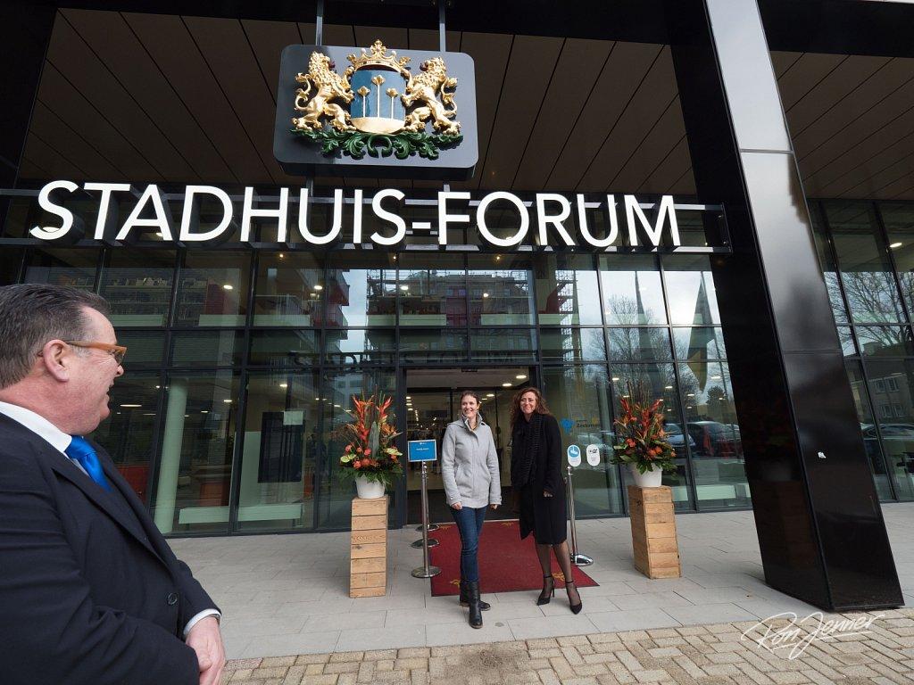 Opening Stadhuis Zoetermeer